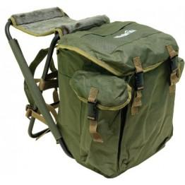 Рюкзак Comfortika со стулом меховым без спинки